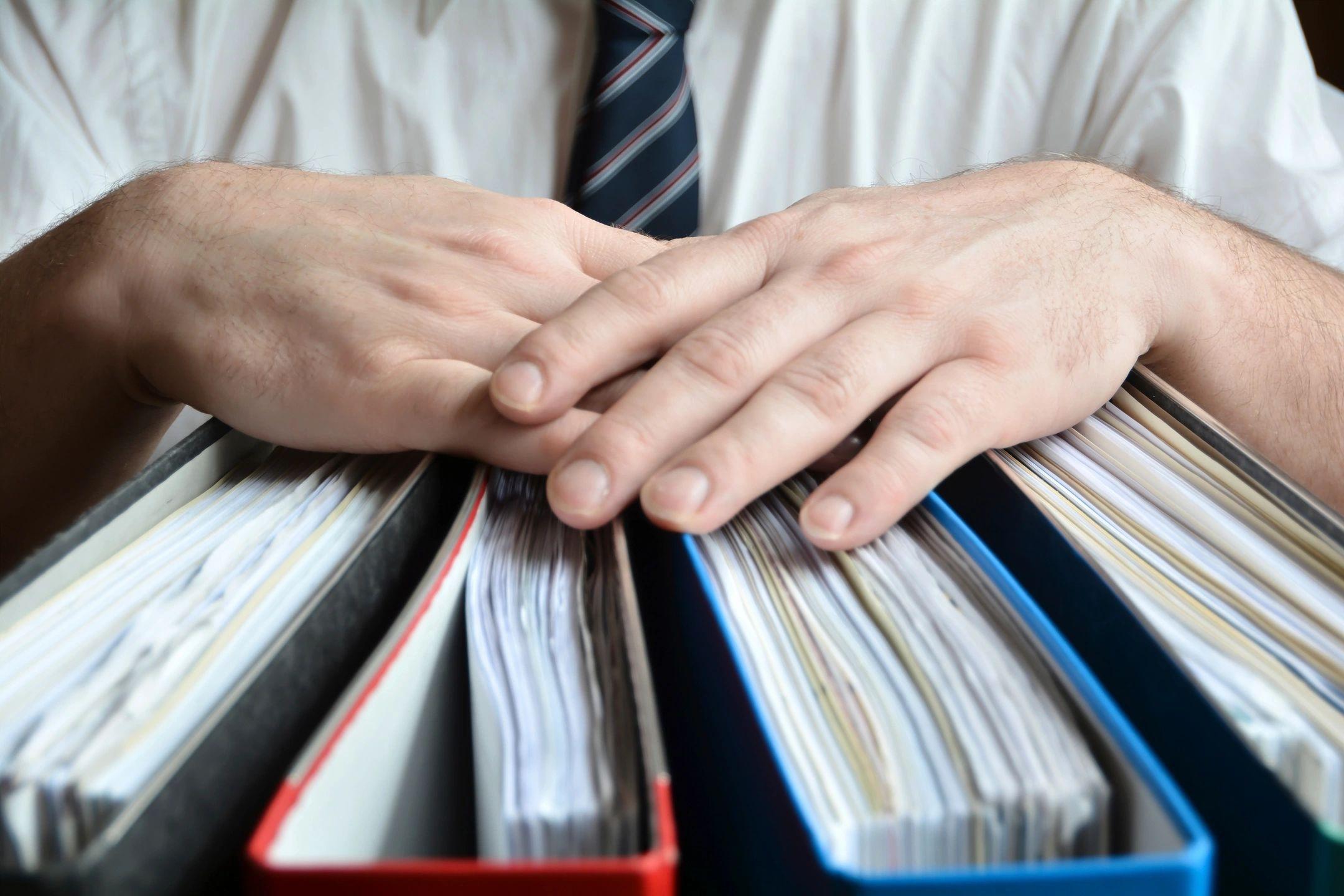 Credentialing Management – Adjudicating Events