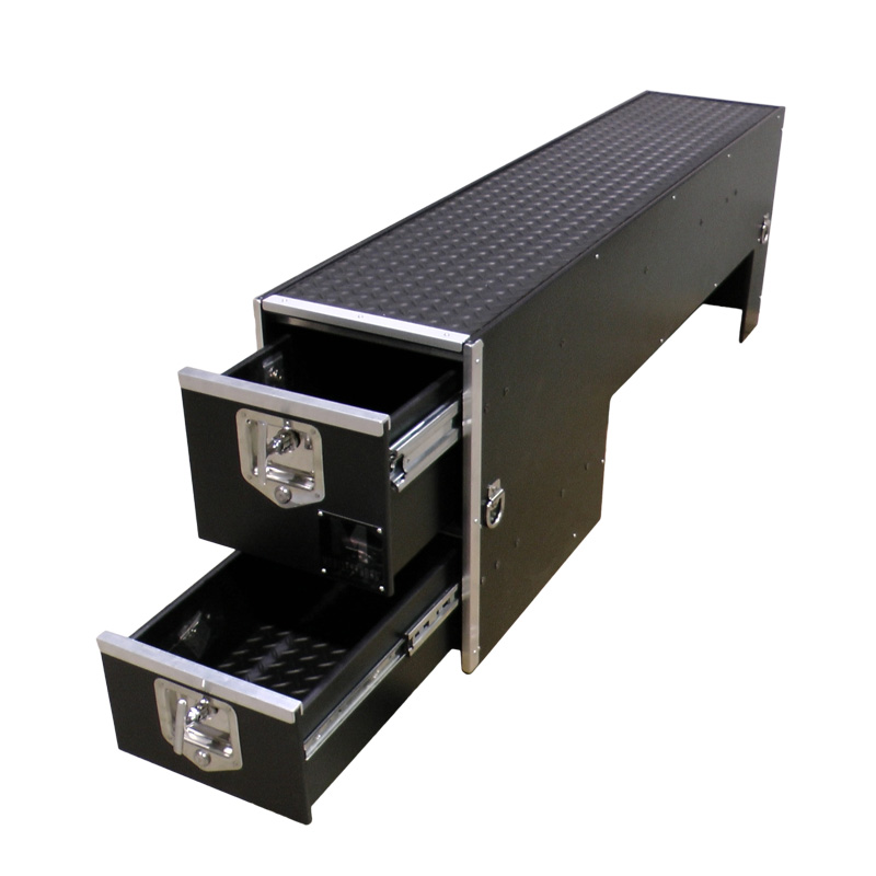 HDP Wheel Well Storage Drawer for Pickup Trucks