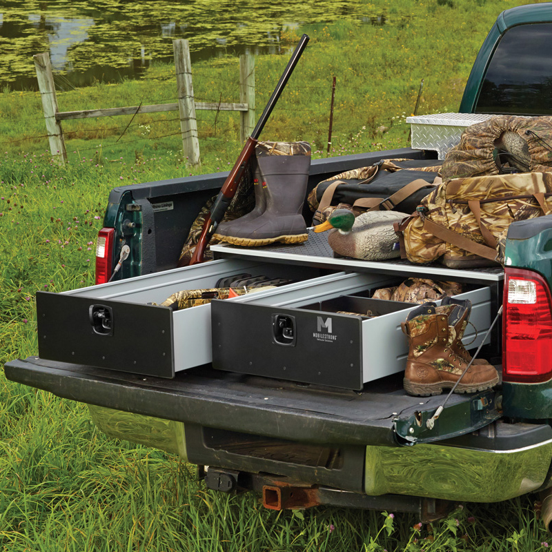 MS610 6 ft TRUCK Storage Drawer Waterfowl Edition - 15H
