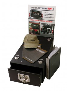 Dealer Display for HDP Storage Unit