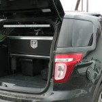 Ford Interceptor MobileStrong Secure Storage Drawer & Stand