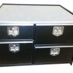 Suv Custom HDP Storage Work Station - Mobilestrong