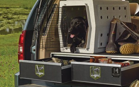 Storage Solutions for Hunting & Sporting Equipment
