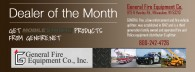 MobileStrong Dealer of the Month General Fire Equipment Co.