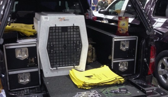Wheel Well Truck Bed System