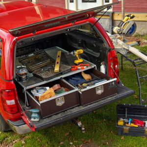 Mobilestrong HDP Truck Storage Drawer - Mobilestrong