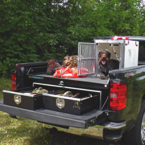Store n' Pull Truck Bed Drawers & Slide