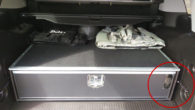 Tahoe SUV Cargo Storage Drawer