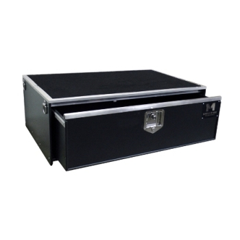 HDP SUV Single Storage Drawer 38 Wide - Carpet Top