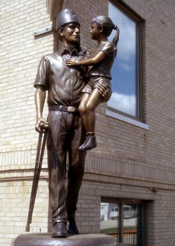 Shriner Statue