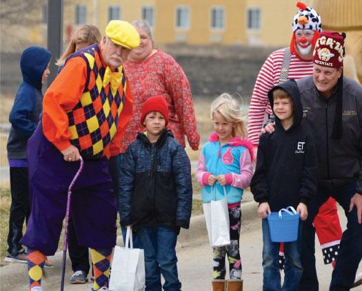 Clowns & Kids