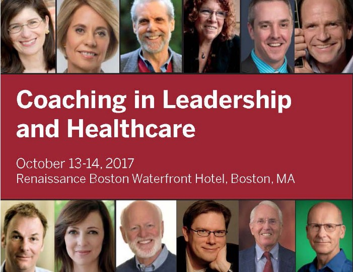 Coaching in Leadership and Healthcare Conference