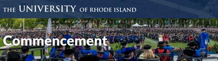Prochaska Legacy - URI Graduate Commencement Address 2019