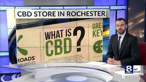 CBD in the news