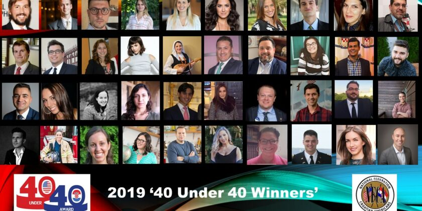 Meet the NFCA's 'Top 40 Rising Croatian American Stars Under 40′
