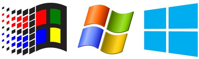 Microsoft Windows Logos