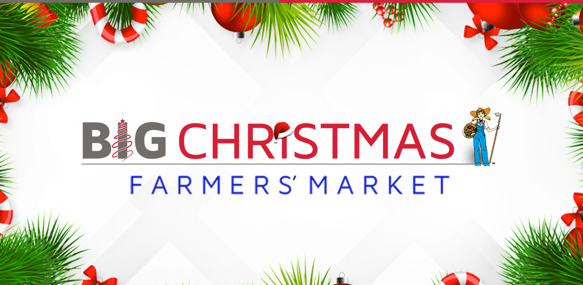 2020-BIG-CHRISTMAS FARMERS' MARKET