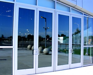 Aluminium Hinged Door 2
