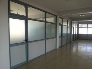Aluminium Partition 2