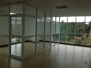 Aluminium Partition 6