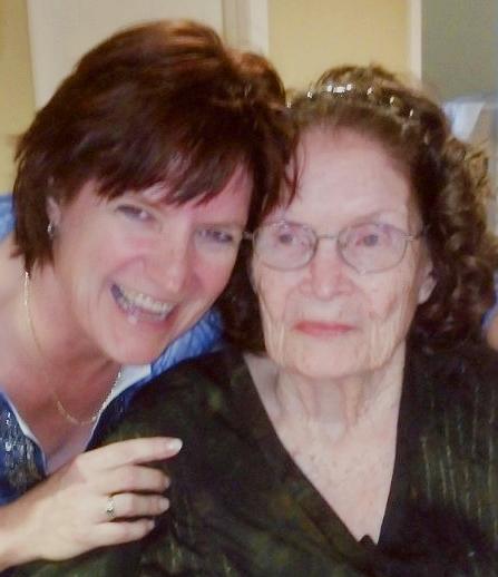 Alzheimer's caregiving Pam Ostrowski