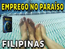 FILIPINAS – Emprego no Paraíso