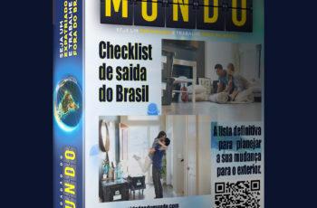 Check-List de Saída do Brasil