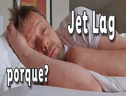 Jet Lag – oque é e porque acontece?