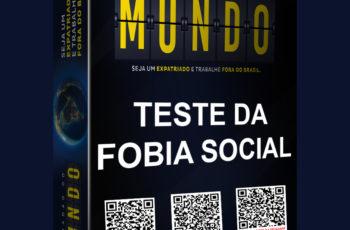 Teste da Fobia Social - GRATIS !