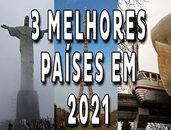 3 MELHORES PAÍSES PARA EXPATRIADOS