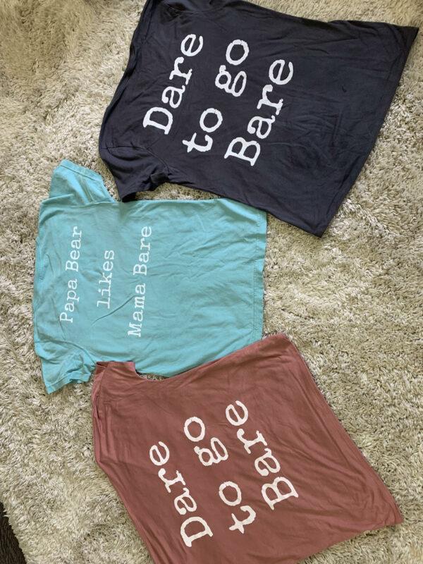 mamabare-t-shirts