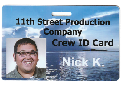Employee ID Card 1