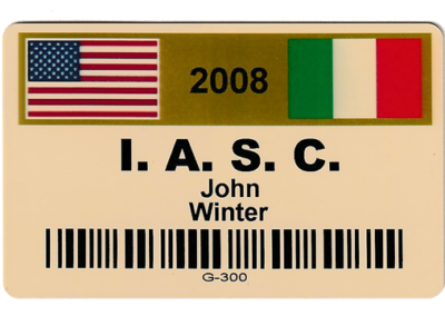 Membership Card 2