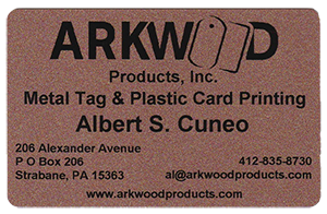 Arkwood Products Bis Card2