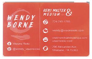 Wendy Bis Card