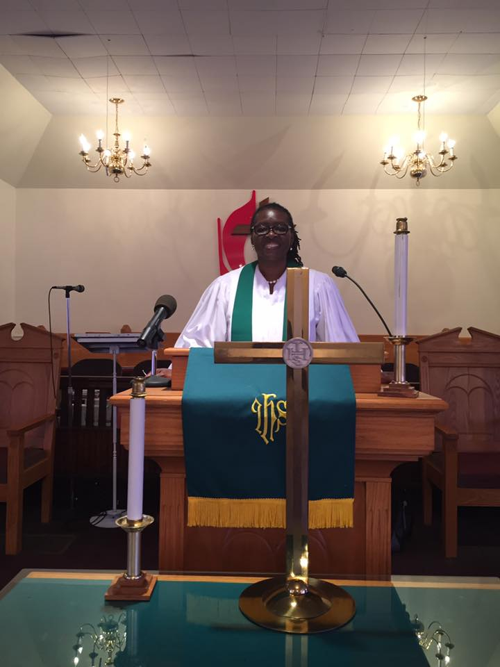 pastorstand
