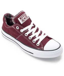 Converse shoe repair