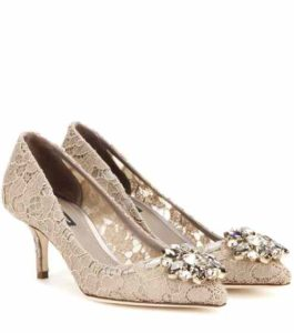 dolce & gabbana shoe repair