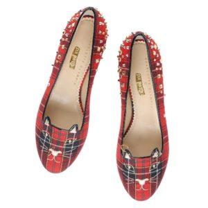 Charlotte Olympia shoe repair