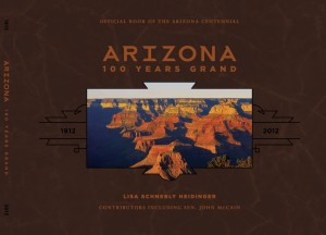 LISA'S ARIZONA BOOK