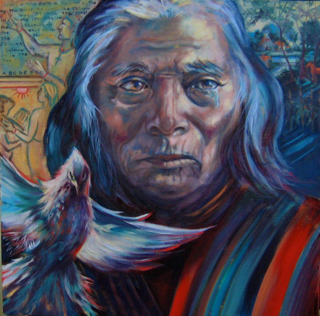 Spokan Chief Garry