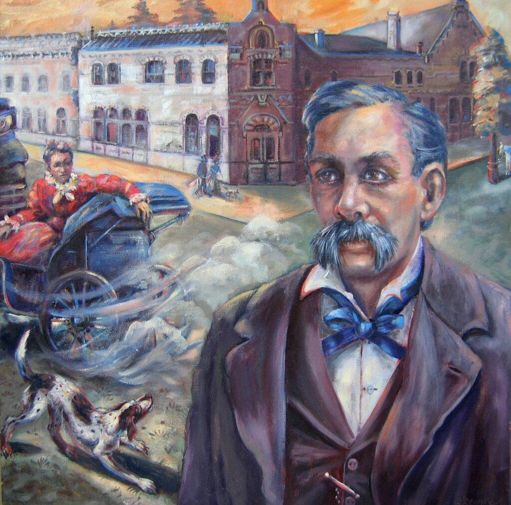 James Glover, Father of Spokane