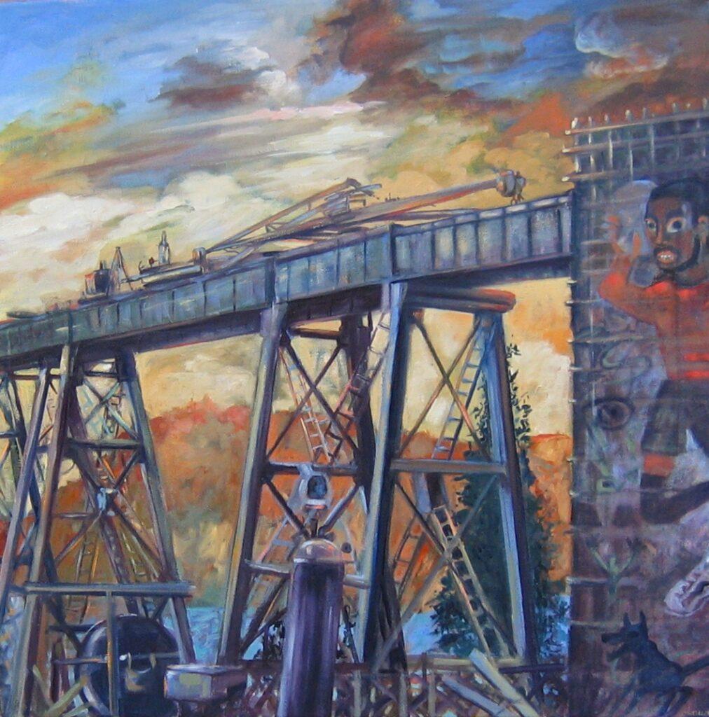 The Highbridge Trestle