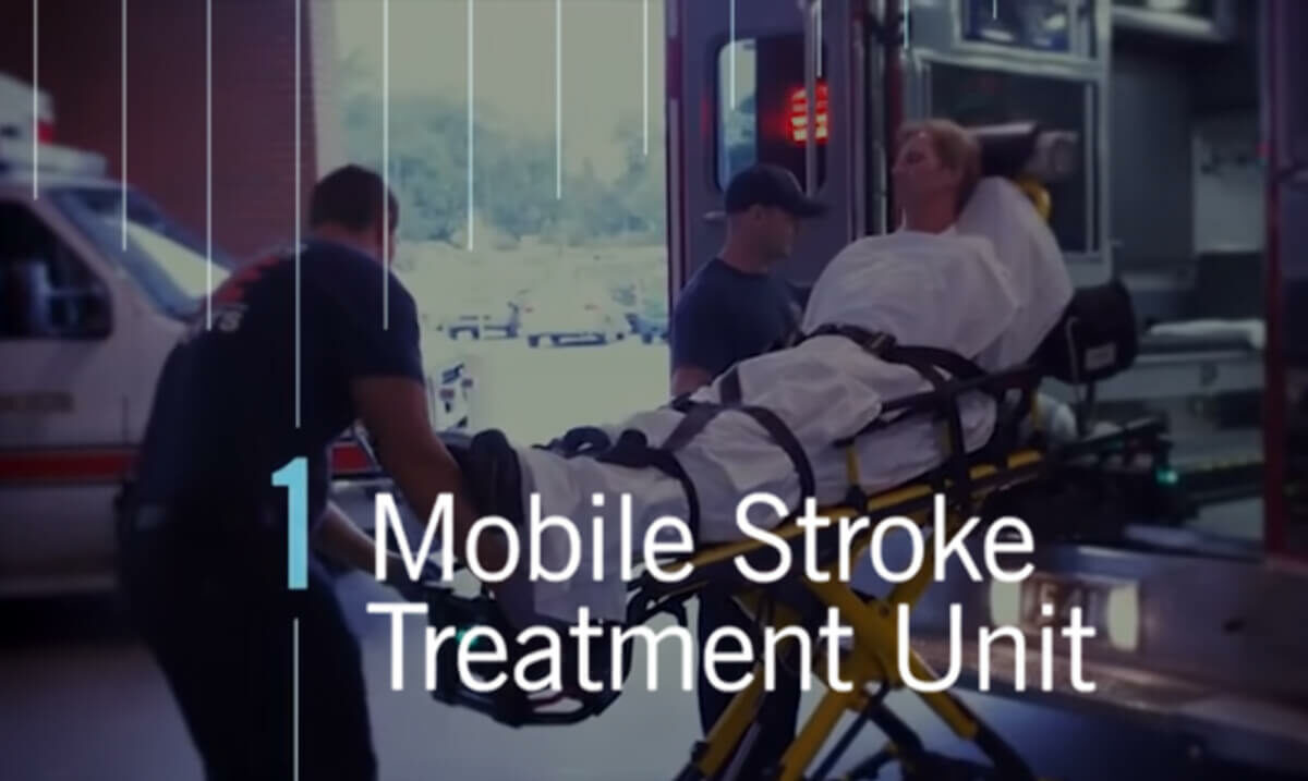 Why the Mobile Stroke Unit is an important innovation
