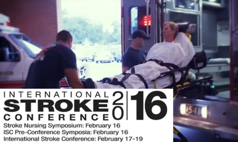 International Stroke Conference 2016