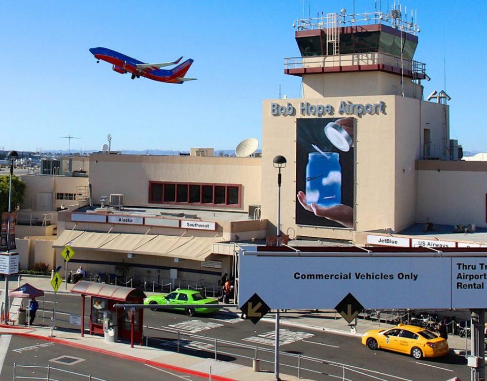 Hollywood Burbank Airport (BUR)
