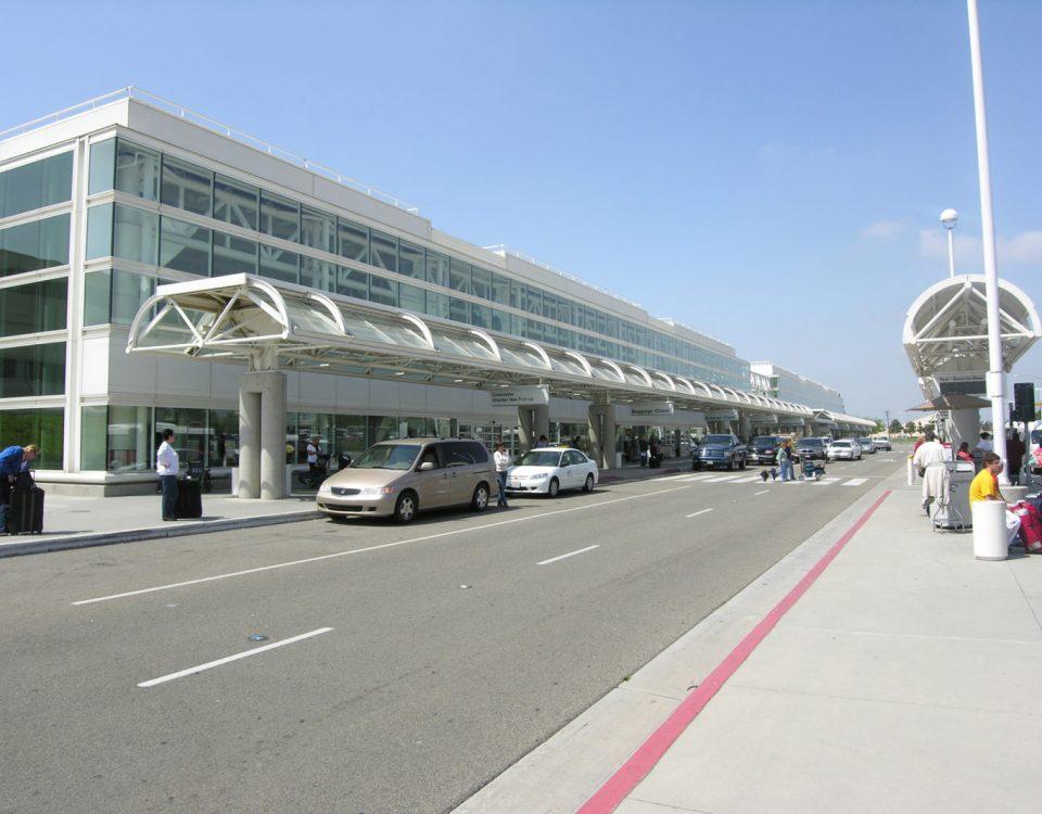 Ontario International Airport ONT California
