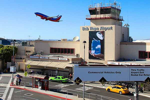 West Covina Airport Shuttle