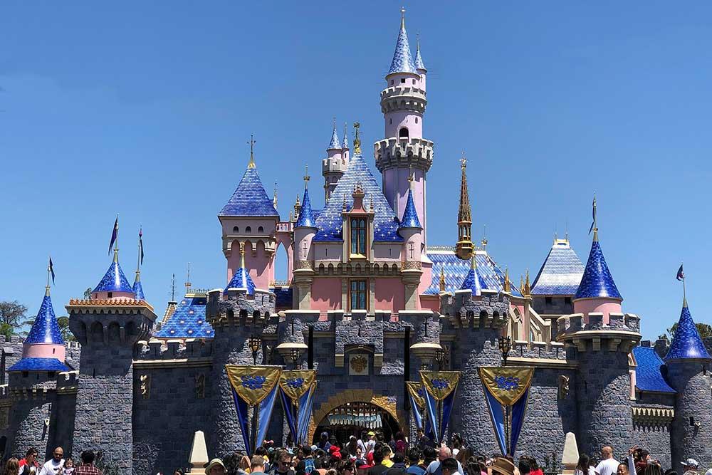 Disneyland lax shuttle