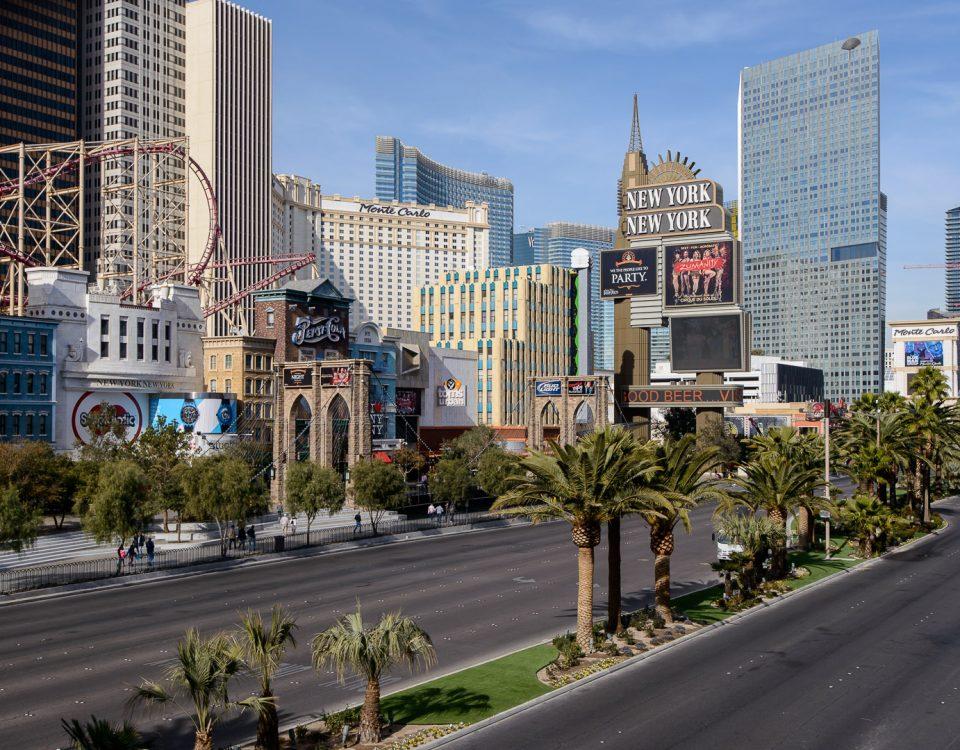 Round Trip Las Vegas